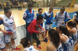 Mara Buzzanca allenatore Alma 2
