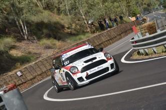 Agostino Scaffidi (CST Sport, Mini Cooper S JCW #157)