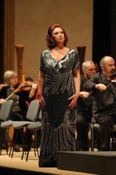 Giovanna Casolla- Santuzza-