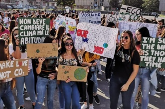 BRONTE - Fridays for Future