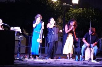 Glorius quartet