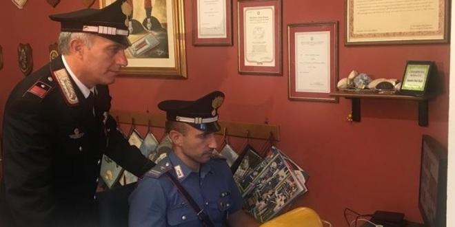 Carabinieri Stazione Messina Gazzi