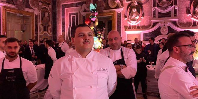 La Cena con gli chef a Villa Palagonia