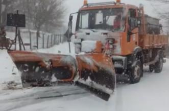 Emergenza neve dicembre 2019