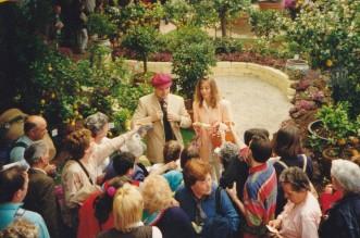 6 Ricordi del 1996 Luca Sardella a Euroflora 1996 (1)