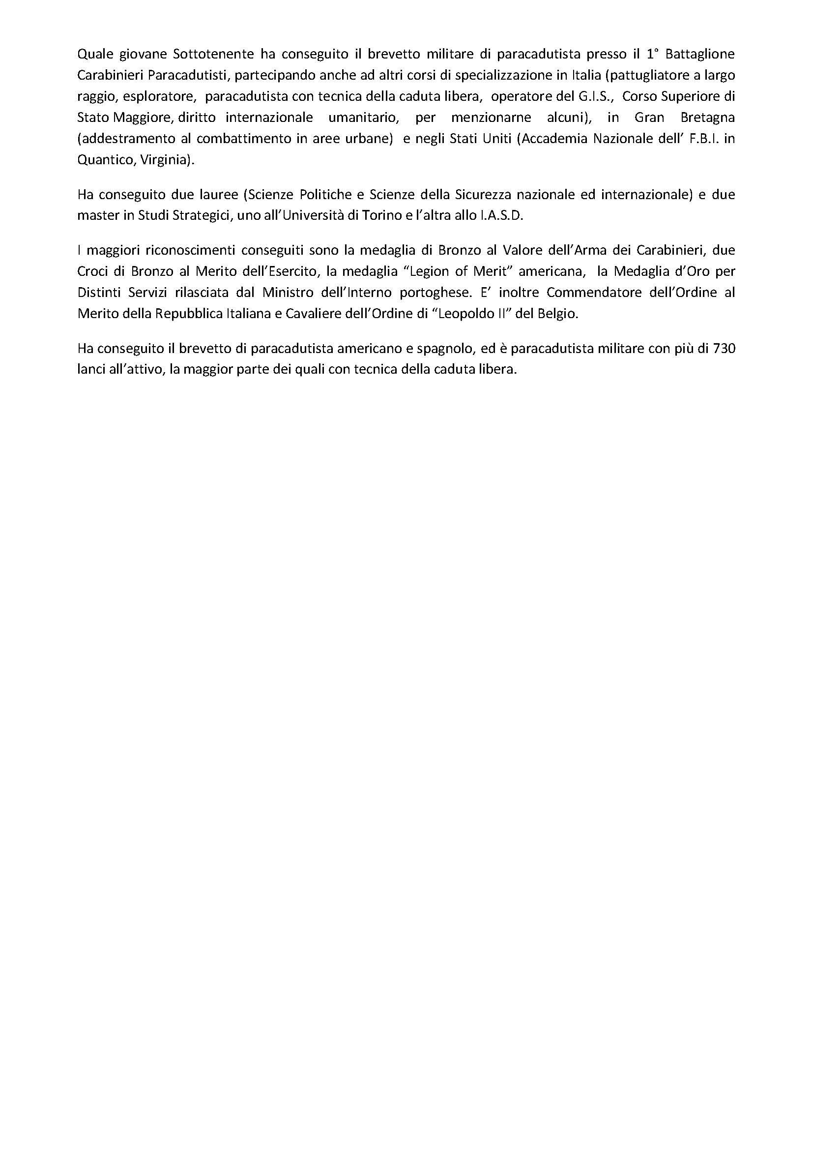 Curriculum Vitae Gen. C.A. Carmelo BURGIO (1)_Pagina_2