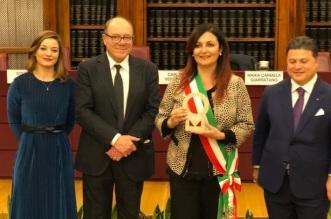 premiazione 100 ambasciatori nazionali