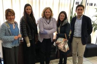 Dott.ssa Rosaria Faucello e Dott.ssa Chiara Puddu