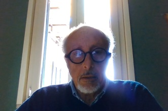 Pino Falzea, presidente dell'Ordine degli architetti di Messina