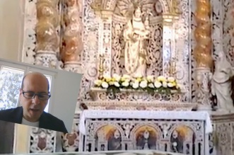 L'altare di Santa Maria delle Grazie
