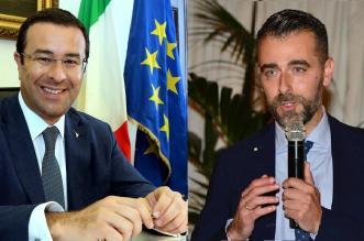 Stefano Candiani, Antonio Catalfamo