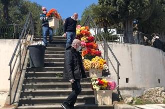 cimitero fiori