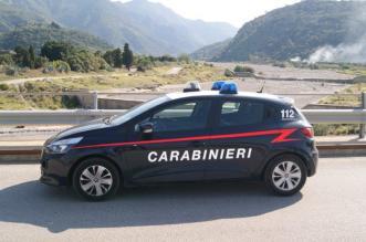 arresto CC Barcellona P.G. per furto aggravato