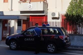 carabinieri novara di sicilia