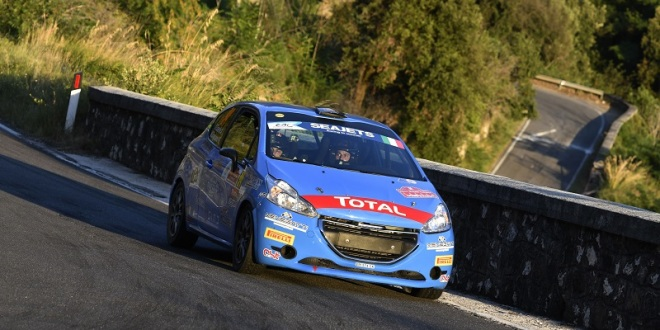 Alessandro Casella-Rosario Siragusano, Peugeot 208R2 #94