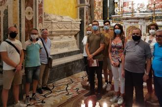 Visita alla Tomba di Adelasia