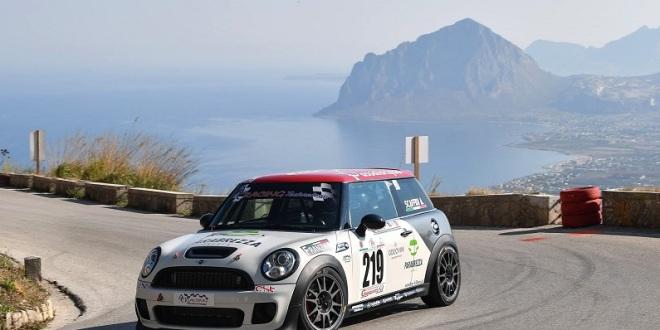 Agostino Scaffidi (CST Sport, Mini Cooper S JCW #219)