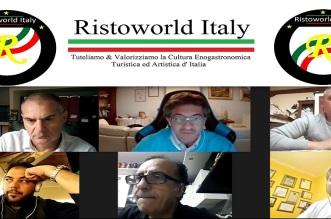Consiglio Direttivo Ristoworld Italy 12 oct 2020