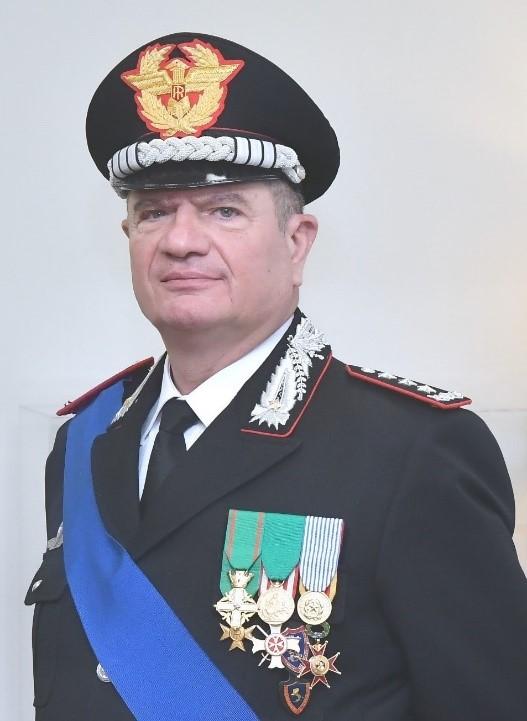 Generale di Corpo d'Arma Gianfranco CAVALLO
