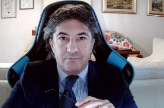 Marcello Proietto di Silvestro Presidente Ristoworld Italy