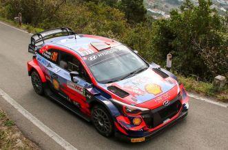 Thierry Neuville, Martj Wydaeghe (Hyundai i20 #911)