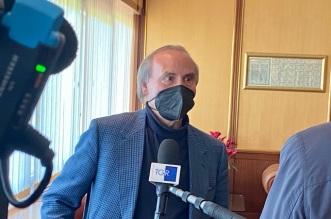 Presidente del Consorzio Autostrade Siciliane, avv. Francesco Restuccia