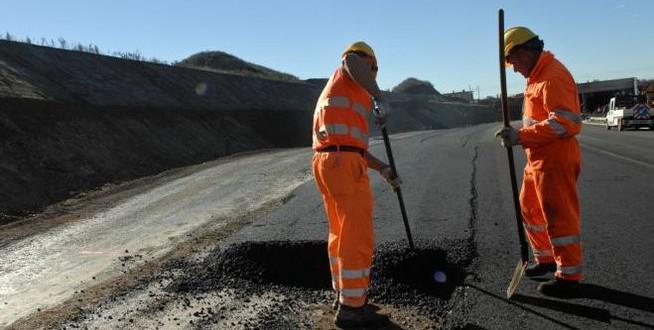 lavori asfalto