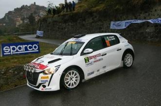 Andrea Nucita, Giuseppe Nucita (Peugeot 208 Rally4 #74)