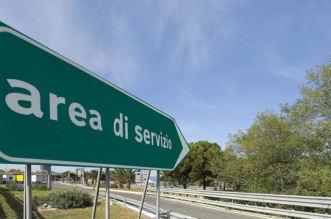 area servizio