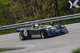 Tiberio Nocentini Chevron B19 Cosworth