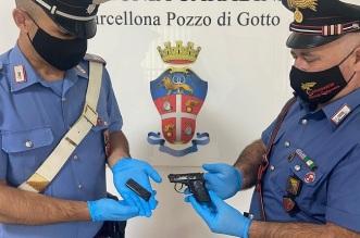 Arresto CC Barcellona Pozzo di Gotto
