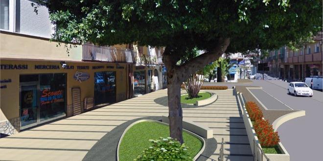 Progetto piazza Mirenda
