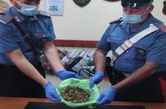 CC Castroreale sequestro droga