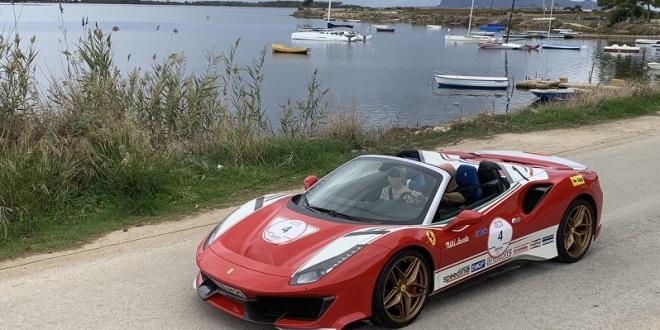 Ferrari a Marsala 2020